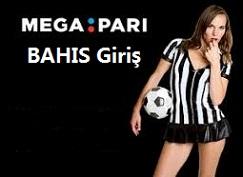MegaPari Bahis Şirketi giriş yap